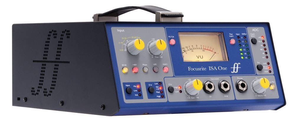 11 Best Single and Dual Channel Mic Preamps for Vocals and